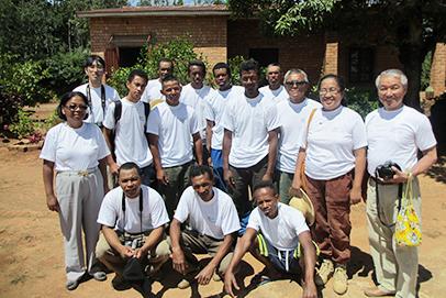 マダガスカルで秀明自然農法プロジェクト開始
